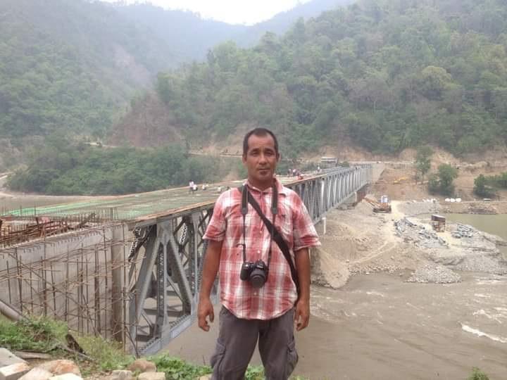 Himal Rai  Journalist