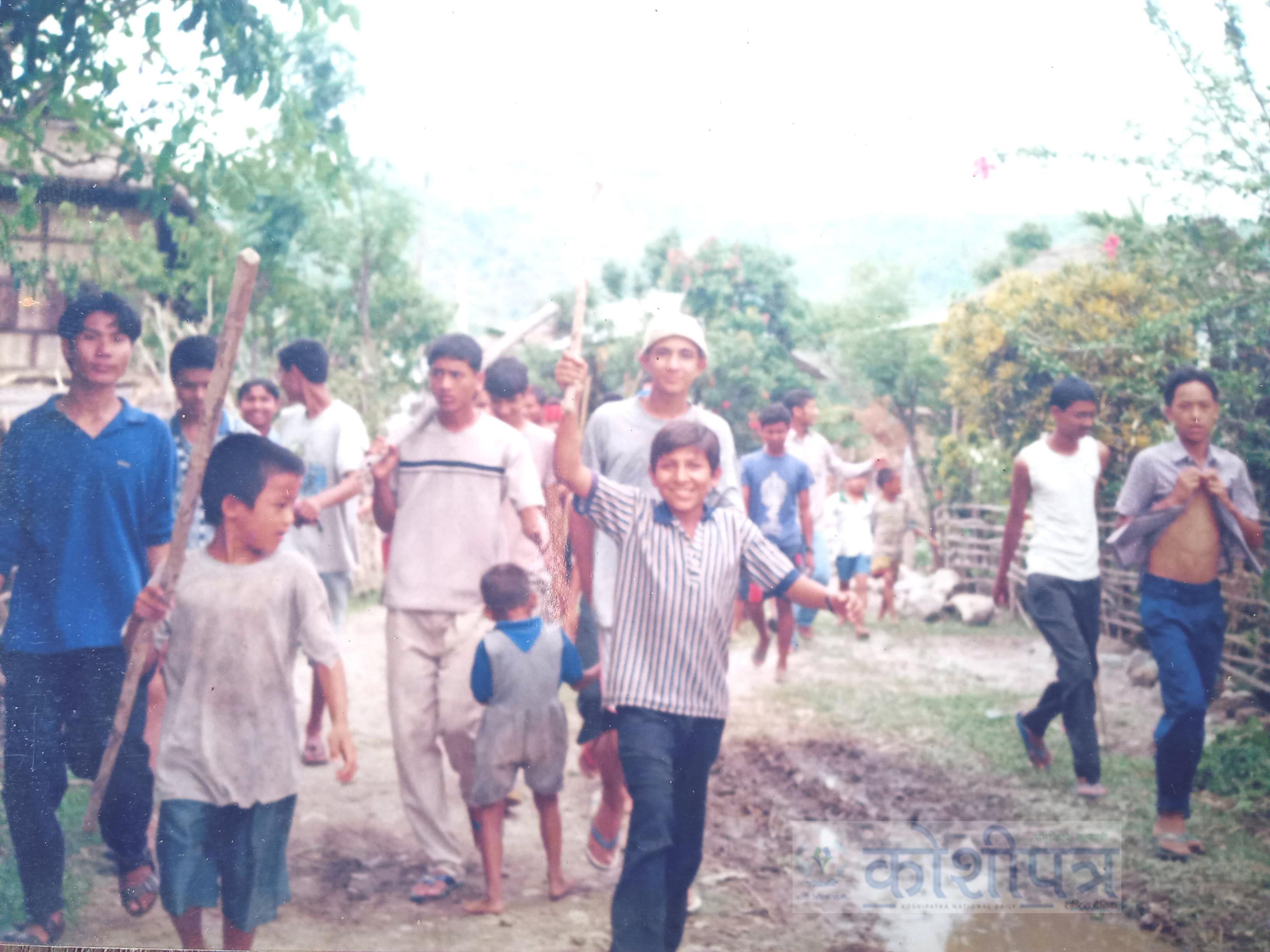Himal Rai photo antimaoist1