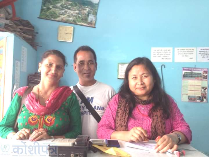 HimalRai_Ganga_Paudel_Bina D Tamang